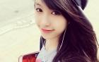 Nữ sinh Việt bị chụp lén trên tàu điện ngầm vì quá xinh đẹp
