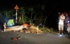 Xế hộp BMW tông xe máy, nạn nhân văng xa gần chục mét 6