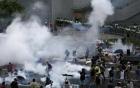 Hồng Kông: Tan hoang, tê liệt vì biểu tình lớn nhất 2 thập kỷ