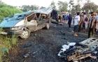 Tai nạn giao thông thảm khốc, 2 người chết hàng chục người bị thương