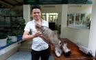 Vào Tây Nguyên săn cá tiến vua về Hà Nội nhậu