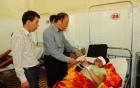 Vụ xe điên đâm thai phụ: Chuyển nạn nhân ra Hà Nội cấp cứu 7