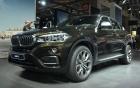 BMW X6 2015 ra mắt tại Paris Motor Show