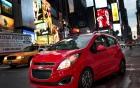 Chevrolet Spark phá ngưỡng doanh số 1 triệu xe