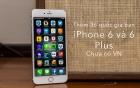 Thêm 36 nước đón iPhone 6, chưa hẹn ngày về Việt Nam