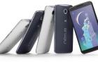 Nexus 6 và Nexus 9 chính thức được Google công bố