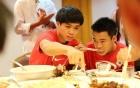 U19 Việt Nam: Bữa ăn 3 triệu/ngày vẫn... yếu