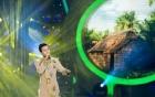 Hoài Lâm diện áo dài trên sân khấu Gương mặt thân quen nhí 2014