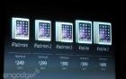 iPad Air, iPad Mini và iPad Mini 2 đồng loạt giảm 100 USD