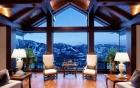 Cận cảnh biệt thự nghỉ dưỡng 14.000 tỉ trên đỉnh núi tuyết