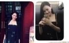 Trang Nhung khéo dấu bụng bầu 2 tháng với váy rộng