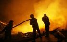 Hai vụ cháy lớn ở Hà Nội gây thiệt hại gần 140 tỉ đồng
