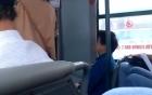 Clip hai phụ nữ Hà Nội cãi vã, đòi đánh nhau vì giành ghế xe buýt