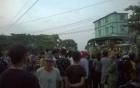 Hải Dương: Đang đi đưa tang, đột nhiên mang quan tài diễu phố
