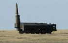 Mỹ lo ngại khi Nga triển khai tên lửa Iskander ở Crimea