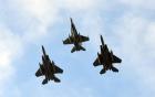 NATO lại điều máy bay chặn Nga ở biển Baltic