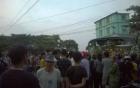 Hải Dương: Nam thanh niên chết bất thường, người nhà mang quan tài diễu phố