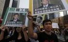 Người biểu tình Hong Kong bủa vây nhà riêng, yêu cầu trưởng đặc khu từ chức