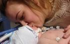 Bé sơ sinh ngừng thở nửa tiếng bỗng nhiên sống lại