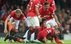 """M.U 1-1 Chelsea: """"Quỷ đỏ"""" thoát hiểm phút cuối"""