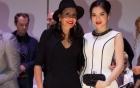 Lý Nhã Kỳ mời nữ tỉ phú thế giới tham dự show thời trang bạc tỉ