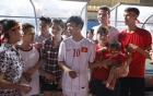 Gia đình Công Phượng U19 Việt Nam nhận được bao nhiêu tiền từ bầu Đức?