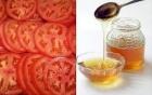Cách làm mặt nạ cà chua mật ong rừng trắng da