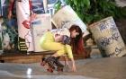 """Vietnam's Next Top Model thí sinh """"run sợ"""" với thử thách giày patin"""