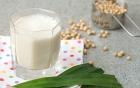 Làm sữa đậu nành thơm ngon trong vòng 15 phút