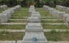 Cận cảnh nghĩa trang liệt sĩ 8 tỷ hình