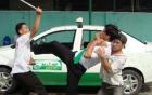 Video ANTV: Bắt cặp tình nhân chặn xe taxi cướp tài sản