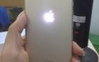 Cận cảnh iPhone 6 với logo phát sáng phiên bản độc nhất Việt Nam