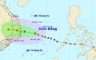 Tin bão số 4: Di chuyển nhanh, uy hiếp các tỉnh Bình Định - Khánh Hoà