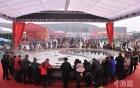 Nồi lẩu khổng lồ đủ cho vạn người ăn tại Trung Quốc