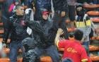 Chỉ có hơn chục CĐV từ Malaysia sang Việt Nam cổ vũ 7