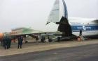 Hai máy bay chiến đấu Su-30MK2 đã về Việt Nam
