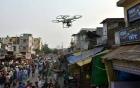 Ấn Độ triển khai UAV chống nạn cưỡng hiếp phụ nữ