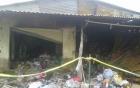 Bến Tre: Cháy chợ, thiệt hại hàng tỉ đồng