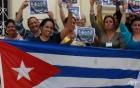 Người dân Cuba hân hoan ăn mừng sau quyết định lịch sử với Mỹ
