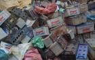 Nghệ An: Vận chuyển hơn 9 tấn chất thải nguy hại