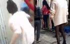 Clip: Vợ hot girl đánh ghen dữ dội người tình 17 tuổi của chồng