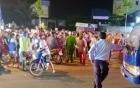 Dẹp chợ dưới đường điện 500 kV, 4 dân phòng bị đánh nhập viện 2