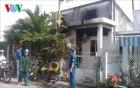 Căn nhà khóa cửa bốc cháy, cụ ông 96 tuổi chết thảm