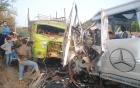 Vụ tai nạn 9 người chết qua lời kể của lái xe tải