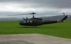 Tìm hiểu về trực thăng UH1 vừa rơi ở Tân Sơn Nhất