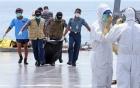 Khó có hy vọng tìm thấy 92 thi thể nạn nhân vụ rơi máy bay Air Asia