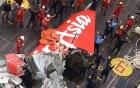 Máy bay xấu số QZ8501 lao xuống biển trong 3 phút