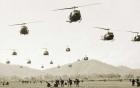 Video: Trực thăng UH-1 bay rợp trời trong chiến tranh Việt Nam
