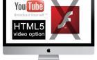 YouTube chuyển sang HTML5: hồi chuông báo tử cho Flash?