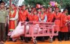 Lễ hội chém lợn bị coi là